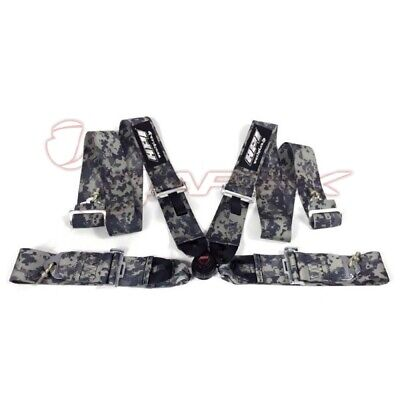 HPI 4-Point 3 Inch Racing Harness Right Side Desert Camouflage HPRH-4900CF2-R