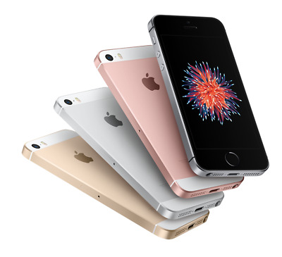 Excellent Apple iPhone SE 16/32/64GB Factory Unlocked GSM&CDMA Smartphone 4G LTE