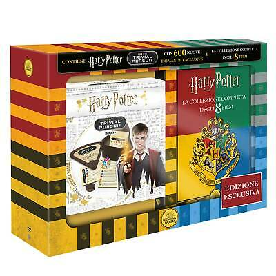 3945975 554598 Dvd Harry Potter Collection (8 Dvd+Trivial)