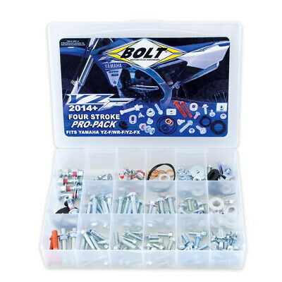 Bolt Pro Pack Bolt Kit Yamaha Yzf/Wrf 14-Current