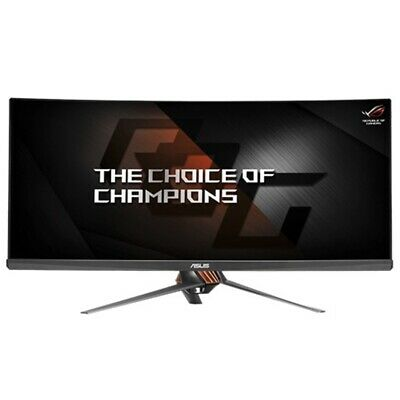 Asus ROG SWIFT PG348Q 86,7cm (34 Zoll) Curved Gaming Monitor, 100Hz, 5ms