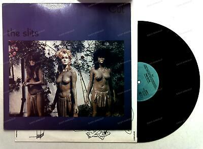 The Slits - Cut GER LP 1979 + Innerbag .*