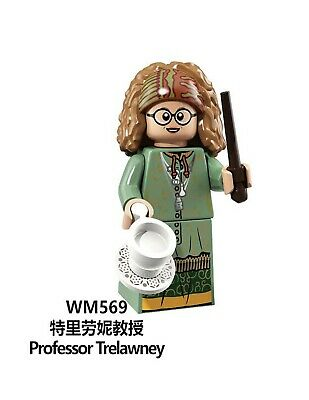 Lego fit mini figures Harry Potter Professor Trelawney compatible with Lego