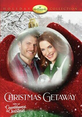 CHRISTMAS GETAWAY New Sealed DVD Hallmark Channel Holiday Collection