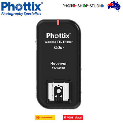 AU *Phottix Odin TTL Flash Receiver Only for Nikon *CLEARANCE SALE*