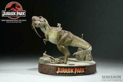 Jurassic Park When Dinosaurs Ruled The Earth Diorama Sideshow # 1