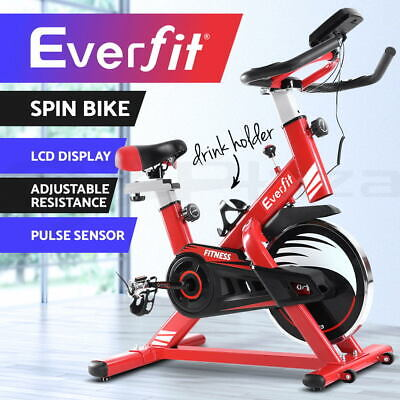 【20%OFF】Exercise Spin Bike Cycling Fitness Commercial Home Workout Gym Equipment