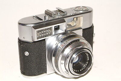 Voigtlander Vitomatic 11 rangefinder 35mm camera