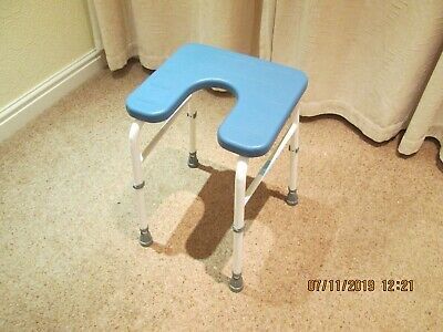 NTB, Disabled Adjustable Height Shower Chair Brand New