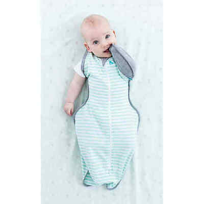 Love to Dream Extra Large UP 50/50 Transition Baby Swaddle - Mint
