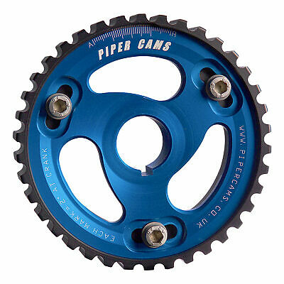 Piper Cams Vernier Camshaft Timing Pulley, Steel Duplex – PULSXF Ford X-Flow