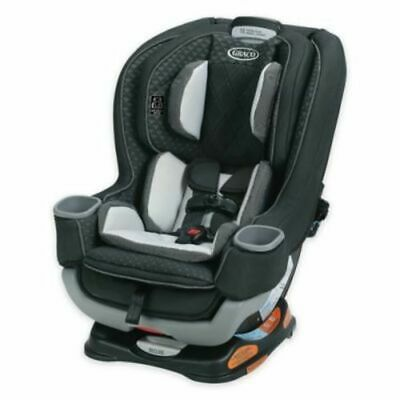 Graco Baby Extend2Fit Platinum Convertible Car Seat - Mave