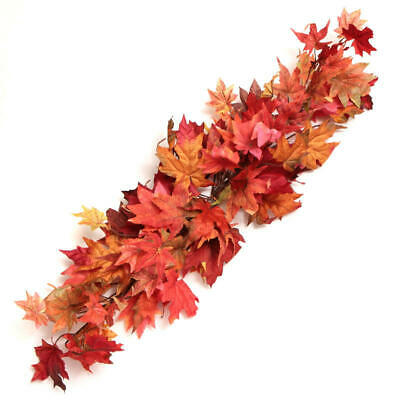 Factory Direct Craft Artificial Fall Leaf Swag | 1 Piece