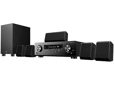 Pioneer HTP-076 5.1-Channel Home Theater Package (Refurbished)