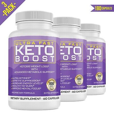 Ultra Fast Keto Boost Energy,  Advanced Weight Loss Diet Pills,  Burn belly Fat