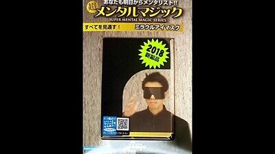 Miracle Blindfold by Tenyo Magic - Trick - Magic Tricks