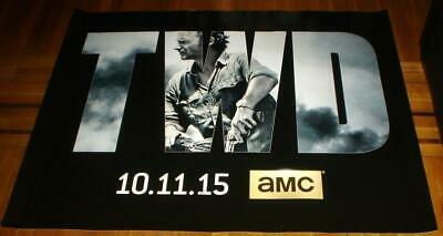 AMC THE WALKING DEAD SEASON 6 5FT subway POSTER RICK Andrew Lincoln TWD