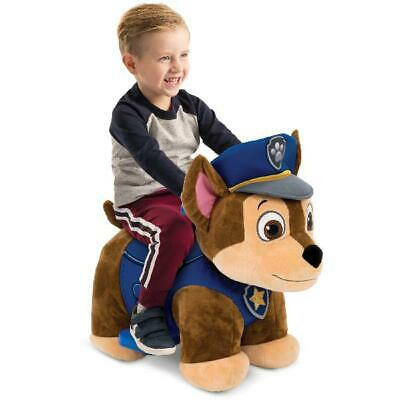 Toddler Ride On Nick Jr. PAW Patrol Chase Plush Battery Operated Riding Toy NEW
