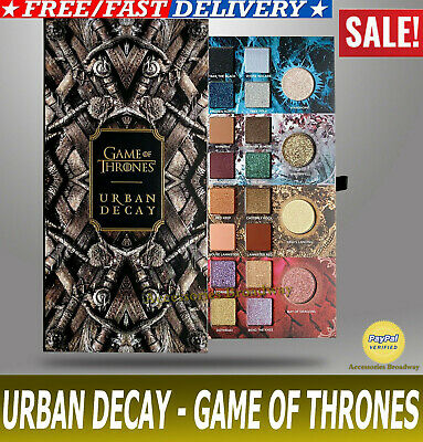 US ~ Guicami ~ Game Of Thrones ~ Limited Edition Eyeshadow Palette ~ Urban Decay