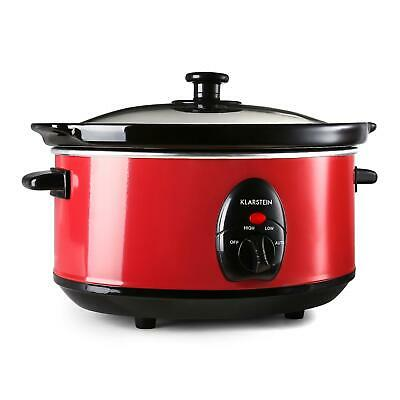 [OCCASION] Klarstein Bristol 35 Slow Cooker Mijoteuse 3,5 litres 200W cuisson le