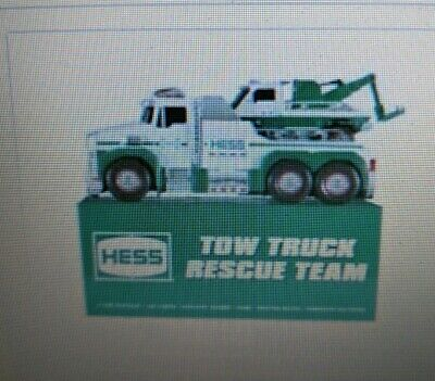 2019 Hess Rescue Team Toy Truck  Ready To Ship