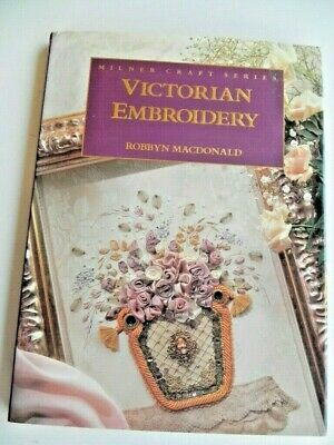 Victorian Embroidery - Hard Cover Book