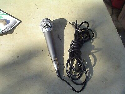 First Act Dynamic MVM-88 Uni-Directional Dynamic Microphone w 12' Cord
