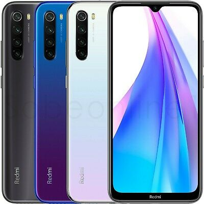 "Xiaomi Redmi Note 8T 64GB 4GB RAM 6.3"" 48MP (FACTORY UNLOCKED) Dual Sim (Global)"