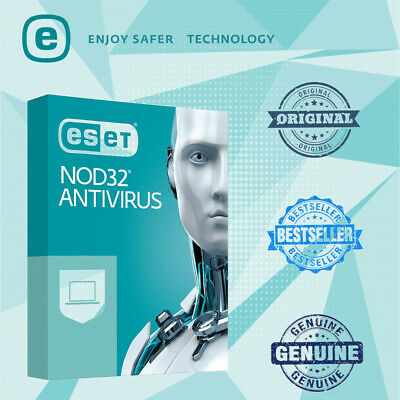 ESET NOD32 Antivirus / Internet Security  3 Years License Key - Instant Delivery