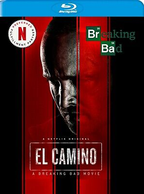 El Camino A Breaking Bad Movie [2019 Blu-ray]