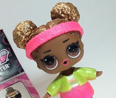 COURT CHAMP  💝 LOL Surprise Doll Glam Glitter Complete No Ball  Tennis ~ NEW