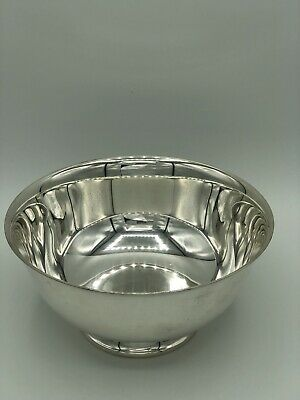 Silver Plate Reed And Barton Paul Revere Bowl