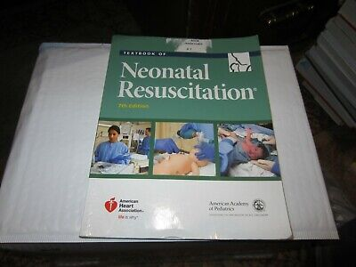 Nrp: Textbook of Neonatal Resuscitation by Gary M. Weiner