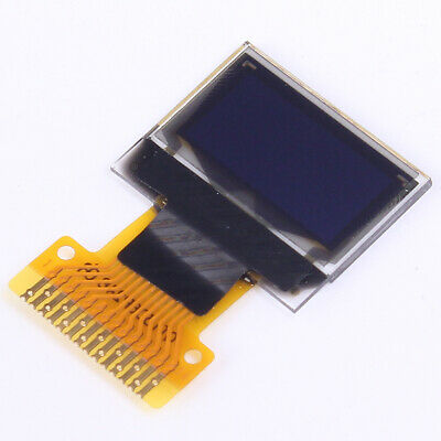 """0.49"""" inch White OLED Display SSD1306 64x32 SPI Serial Port Module"""