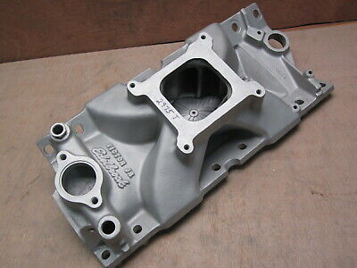 CFE SMALL BLOCK Chevy Sheet Metal Manifold - $700 00 | PicClick