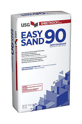 Sheetrock Easy Sand Joint Compound 18 lb. sand, 384211