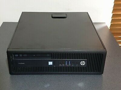 HP ProDesk 600 G2 Small Form Factor i5 6500 3.2 GHz 8GB DDR4 500GB .