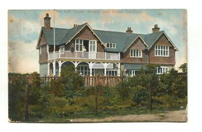 Streetly, near Sutton Coldfield - The Golf House - 1906 used postcard