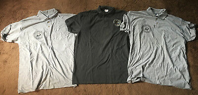 Men's 100% Cotton Casino Chips & Gaming Tokens Collectors Club Polo Shirts L&Xl