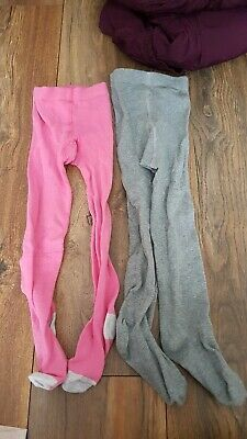 Girls Tights Age 4-5 Years