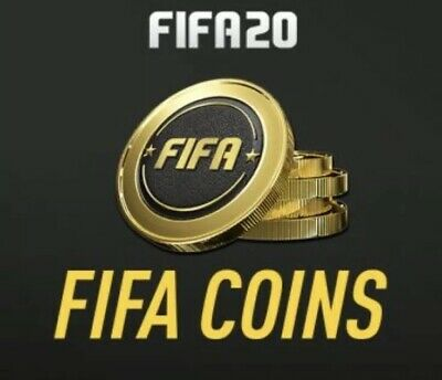 Fifa 20 Coins PS4 1 MILLION COINS *ONLINE NOW*