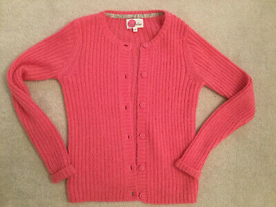 Mini Boden Pink Cardigan, Girls Age 11-12. New Other. Worn Once.