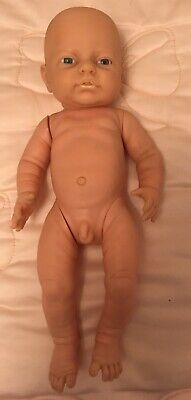 Newborn Baby Boy Lifelike Doll - Anatomically Correct