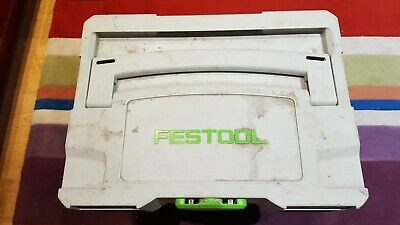 Festool Systainer 1 T-Loc Box Only.