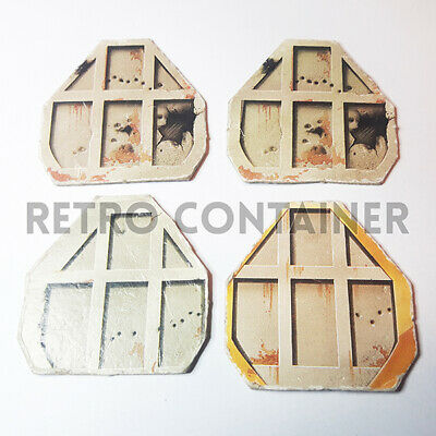 MB HEROQUEST Ricambi 3x Porta Door Boardgames Spare Parts