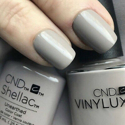 CND Shellac Unearthed Top coat Nagellack Super Qualität
