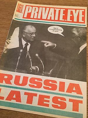 Private Eye Magazine Number No 775 August 30 1991
