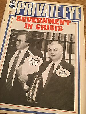 Private Eye Magazine Number No 803 September 25 1992