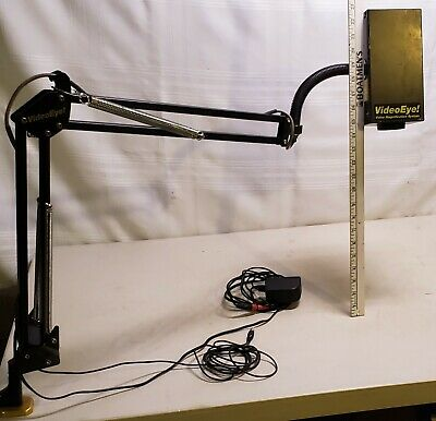 Video Eye Video Magnification System