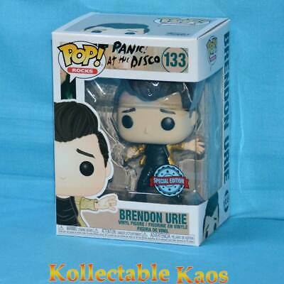 Panic! at the Disco - Brendon Urie Pop! Vinyl Figure (RS) #133